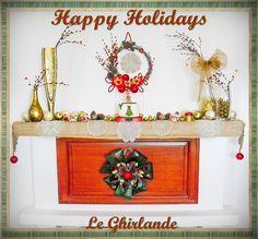 Le Ghirlande: Natale intorno al focolare