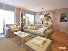Piso en Mollerussa – i loft you – Interior Design