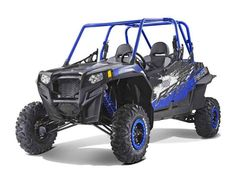 Used 2013 Polaris RZR XP 900 H.O. Jagged X Edition ATVs For Sale in Kentucky. 2013 Polaris RZR XP 900 H.O. Jagged X Edition, 2013 Polaris® RZR® XP 900 H.O. Jagged X Edition MOST COMPLETE RZR® EVER BUILT <p>Deep-bolstered, five-point harness-ready PRP seats, the most-comfortable seats on the market, and a sliding seat for the driver with more than 3 inches of adjustability make this the most comfortable.</p> Features May Include <li>Factory Installed PRP racing seats</li><p>Deep-bolstered…