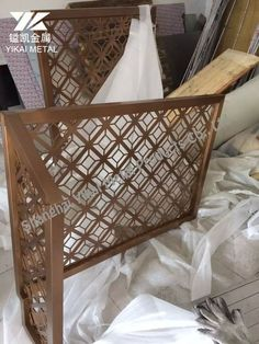 Chinese manufacturer of laser cut screens and modern metal furniture, specialize in custom design decorative metal products and ship worldwidely. Laser Cut Aluminum, Laser Cut Metal, Building An Addition, Stainless Steel Screen, Partition Screen, Laser Cut Screens, Metal Screen, Steel Panels, Exterior Cladding