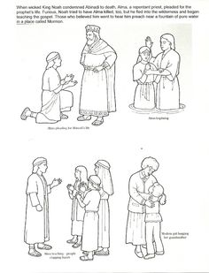 Pin by Latter-day Array on Primary Coloring Pages