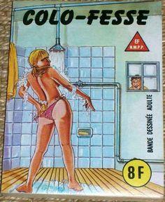 LES CORNARDS  11 COLO-FESSE