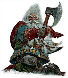 Dwarves...