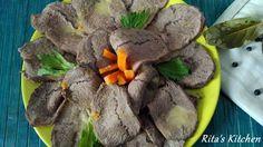 Arrosto di manzo o brasato (ricetta classica)