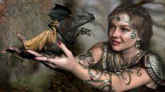 GIRLS LOVING DRAGONS   Lover of Dragons - Imgur
