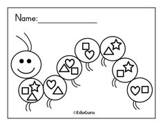 FREEBIE! Graph+the+shape+from+EduGuru+on+TeachersNotebook.com+-++(2+pages)++-+This+is+a+part+of+my+very+popular+'Days+of+the+Week+activity'.+Students+count+the+shapes+and+graph+it! Follow+EduGuru+for+more+fun+activities.