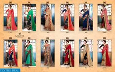 PRODUCT CODE: KALISTA SHUBHAM WHOLESALE FUNCTION WEAR LADIES ETHNIC SAREE Catalog pieces: 12 Full Catalog Price: 13188 Price Per piece: 1099 MOQ: Full catalog Fabrics ;- Georgette and Silk With Embroidery  Shipping Time: 4-5 days With Blouse  VISITE OUR WEBSITE- http://webfab.in/wholesale-product/Sarees/kalista-shubham-wholesale-function-wear-ladies-ethnic-saree-kalista-shubham-full-catalog-set  FOR ORDER OR ANY QUERY CONTACT/WHATSAPP ON THIS NUMBER - 09712785867..