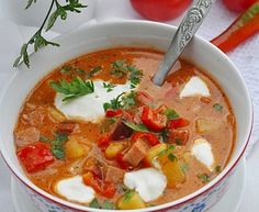 Bogracz - przepisy z myTaste Thai Red Curry, Food And Drink, Healthy Recipes, Cooking, Ethnic Recipes, Polish, Diet, Kitchen, Vitreous Enamel