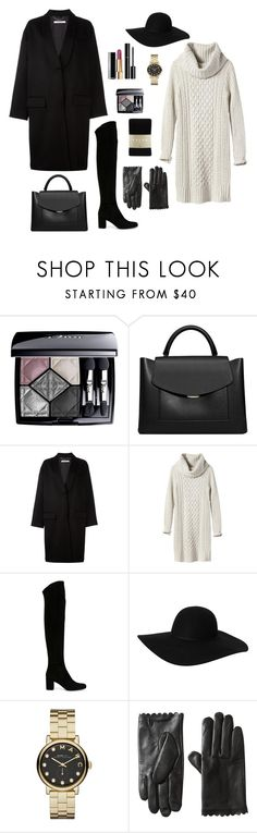 """Untitled #322"" by bajka2468 on Polyvore featuring Christian Dior, MANGO, Givenchy, Banana Republic, Yves Saint Laurent, Monki, Marc by Marc Jacobs, Chanel and Falke"