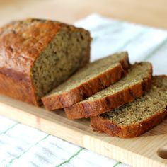 Best Bannana Bread ever Recipe | Just A Pinch Recipes this was great bake at 350