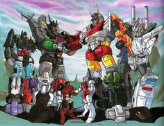 Transformers: Combiners (A Truce?)