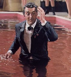 Dean Martin - he looks good in anything