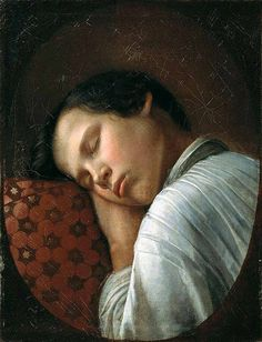 , Sleeping Boy Tyranov