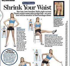 Waist shrinker!!