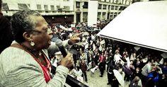 Professores protestam no Rio