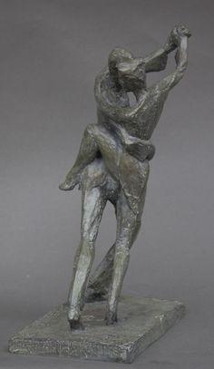 Sculpture Art, Garden Sculpture, Rodin, Home Office Decor, Oeuvre D'art, Les Oeuvres, Cool Art, Camille Claudel, Scene