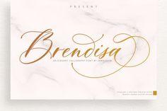 Brendisa Script #font #script #calligraphy #modern #typeface #weddingfont #swirls #fashion #lovely #monoline Handwritten Fonts, Calligraphy Fonts, Script Fonts, New Fonts, Modern Calligraphy, Beautiful Calligraphy, Font Logo, Beautiful Fonts, Caligraphy