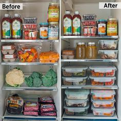*GIVEAWAY* Double tap if you love the feeling when you finish your meal prep! I'm giving away a few of my favorite meal prep items… Healthy Fridge, Healthy Meal Prep, Healthy Habits, Healthy Dinner Recipes, Healthy Snacks, Vegetarian Recipes, Healthy Eating, Watermelon Smoothies, Fridge Organization