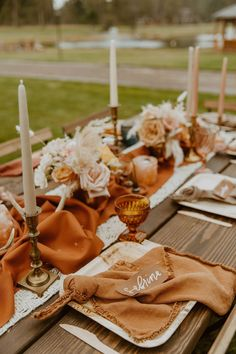 Wedding Trends, Boho Wedding, Floral Wedding, Wedding Colors, Rustic Wedding, Wedding Ideas, Orange Wedding Decor, Dream Wedding, Fall Wedding Centerpieces