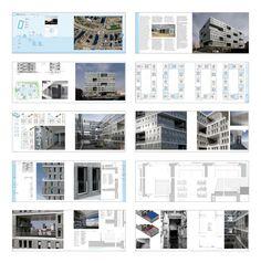 MVRDV, BLANCA LLEÓ Madrid. Spain #housing #vivienda DENSITY SERIES Published in HoCo Density Housing Construction and Costs http://aplust.net/tienda/libros/Serie%20Densidad/HoCo%20%28Density%20Series%29/
