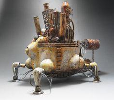 Alchemist   Plastic Chamber
