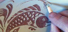 How to Make Super Sharp DIY Sgraffito Tools   Ceramic Arts Daily