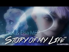 Jack & Elsa MEP - Story of my Life (BEST ONE YET)pinning for him underneath the dark hood, nothing els. All Disney Movies, Disney Music, Disney Love, Elsa Photos, Frozen Pictures, Jack Frost And Elsa, Rise Of The Guardians, The Big Four, Of My Life