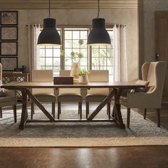 Reclaimed solid wood takes on a new form with the expansive Paloma Dining Table from Signal Hills. No two pieces are exactly alike. Furniture with a patina that includes distinctive nicks, splits, cra
