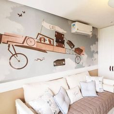 Gael's Room