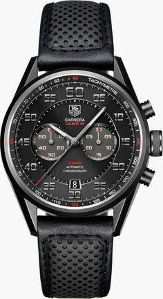TAG Heuer Carrera Chronograph Flyback Calibre 36
