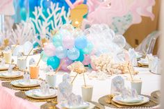 UNDER THE SEA PARTY - Oh It's Perfect