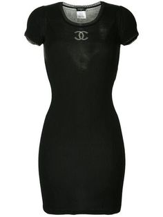 Chanel Short Sleeve One Piece Dress Black Chanel Dresses Trending Chanel Dre - Chanel Gown - Trending Chanel Gown - Chanel Short Sleeve One Piece Dress Black Chanel Dresses Trending Chanel Dress for sales Chanel Short Sleeve One Piece Dress Black Classy Outfits, Cool Outfits, Casual Outfits, Fashion Outfits, Fashion Tips, Mode Chanel, Chanel Outfit, Couture Details, Victoria Dress