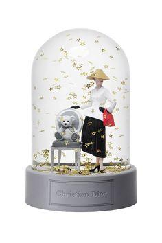 Golden Stars Snowball Dior