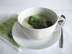 Brokkoli krémleves Tea Cups, Tableware, Dinnerware, Tablewares, Dishes, Place Settings, Cup Of Tea