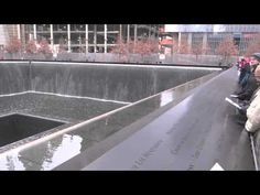 9/11 Memorial Fountains New York. World Trade Towers Memorial at Ground Zero. My NYC tips: http://www.tipsfortravellers.com/new-york-in-48-hours-the-ultimate-guide-for-time-pressed-travellers/