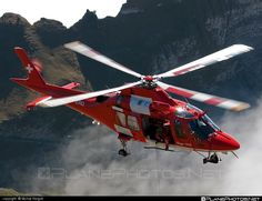 #Swiss #REGA - Swiss Air Ambulance AgustaWestland AW-109SP - HB-ZRQ