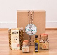 A Keen Chef Gift Box Paper Shopping Bag, Fathers Day, House Warming, Box, Birthday, Gifts, Snare Drum, Birthdays, Presents