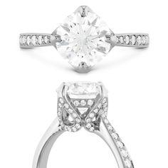 Copley Diamond Crown Ring