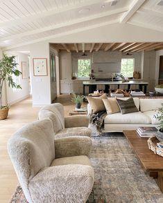 Home Living Room, Living Room Designs, Living Room Decor, Living Spaces, Bedroom Decor, Living Room Interior, Living Room Inspiration, Home Decor Inspiration, Decor Ideas