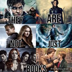 They are not just books!❤️