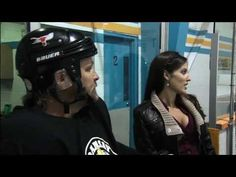 Funny Hockey Series Never Seen in the U.S. - YouTube