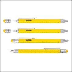 Troika construction ballpoint pen, various colours Phillips Screwdriver, Thing 1, Pens And Pencils, Rollerball Pen, Mechanical Pencils, Stylus, Ballpoint Pen, Tool Kit