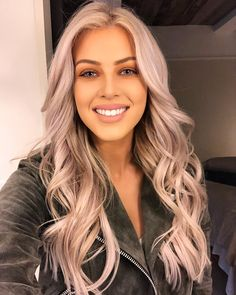 The Most Trendy Hair Colors of 2019 Season Beauty trends are differentiating and enriching each year. In recent years, hair colors have become extremely diverse, just like makeup trends.