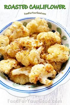 INGREDIENTS  1 head Cauliflower 1/4 cup Olive Oil 1 pinch of powdered: Chili Pepper, Celery, Dry Mustard, Basil and Red Pepper 1/4 tsp. of granulated: Garlic, Onion and Paprika  DIRECTIONS  1. Preheat oven 350 F. 2. Add water to oven safe dish and place it on the top rack of your oven. 3. In separate mixing bowl, mix the olive oil with all spices together. 4. Mix in... Read more...Continue reading...