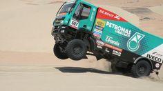 Duna del mas allá. Dakar 2013 etapa 3