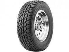 Pneu Bridgestone 205/70R15 Aro 15 - Dueler A/T - para Caminhonete/SUV e Van