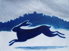 Blue Hare - Steve Duffy