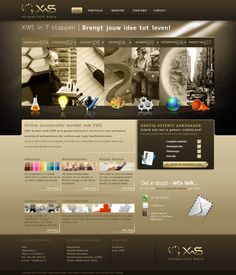 XWS Webdesign and development by ~XWSdesign on deviantART