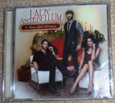 BRAND NEW SEALED Lady Antebellum A Merry Little Christmas CD