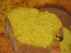 Bolo de laranja e cenoura Food Cakes, Cupcake Cakes, Sweet Recipes, Cake Recipes, Pan Dulce, Portuguese Recipes, Portuguese Food, Food Shows, Homemade Cakes
